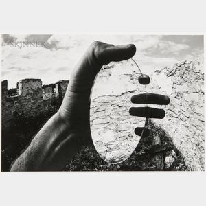 Joseph D. Jachna (American, 1935-2016)      Two Works