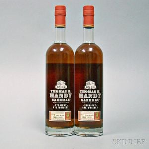 Buffalo Trace Antique Collection Thomas H. Handy Sazerac Rye, 2 750ml bottles