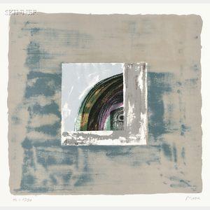 Henry Moore (British, 1898-1986)      HELMET HEAD LITHOGRAPHS