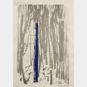 Dame Barbara Hepworth (British, 1903-1975)      Two Marble Forms (Mykonos)