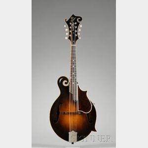 American Mandolin, Gibson Mandolin-Guitar Company, Kalamazoo, 1924, Model F-5