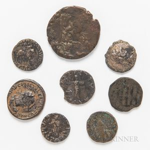 Small Group of Ancient Coins