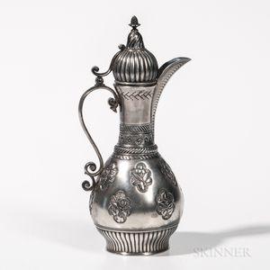Bigelow, Kennard & Co. Sterling Silver Chocolate Pot