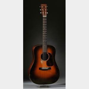 American Guitar, C.F. Martin & Company, Nazareth, 1936, Style D-18