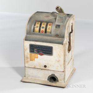 O.D. Jennings Automatic Counter Vendor Slot Machine