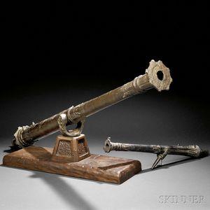 Lantaka Swivel Gun