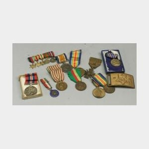 Collection of Militaria
