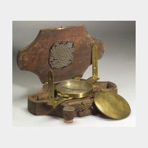 Surveyor's Compass By George Heisley