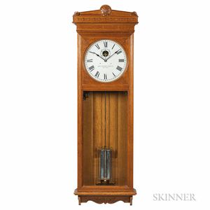Self-winding Clock Co. Wall Regulator No. 9 Master Clock