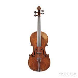 English Violin, George Craske, London, c. 1850