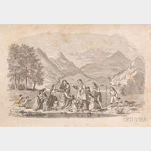 (American Indian), De Smet, Reverend Pierre Jean (1804-1873)