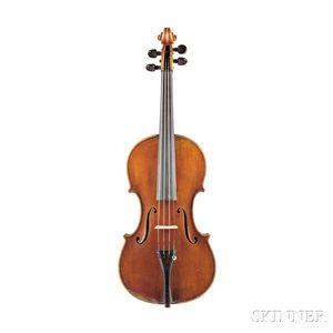 Modern Italian Violin, Paolo De Barbieri, Genoa, 1926