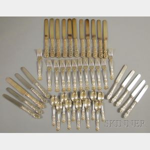 Group of Assorted Gorham Sterling Silver Flatware
