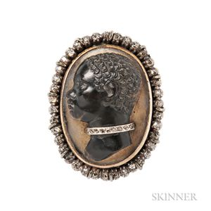 Antique Blackamoor Ring
