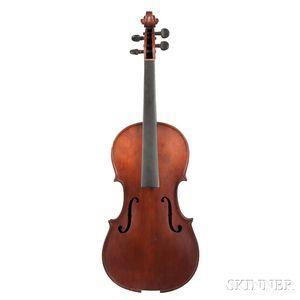 American Violin, W. Wilkanowski