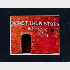 American School 20th Century      Depot Iron Store