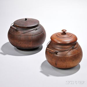 Two Peaseware Containers