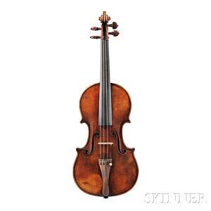 Sold for: $315,000 - Fine Italian Violin, Joannes Franciscus Pressenda, Turin, c. 1835