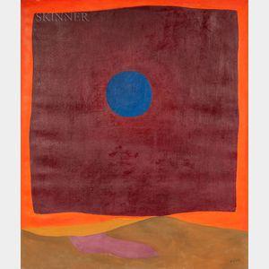 Rex Ashlock (American, 1819-1999)      Abstraction