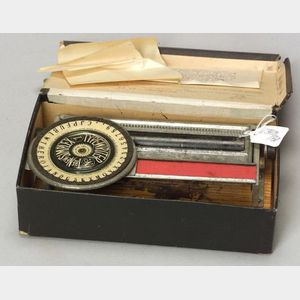 New Simplex Miniature Typewriter