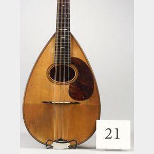 American Mandolin, C.F. Martin Company, Nazareth, c. 1920, Style 2