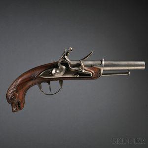 French Belt Pistol