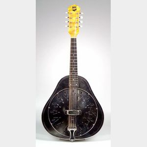 American Resonator Mandola, National String Instrument Company, Los Angeles, c. 1928