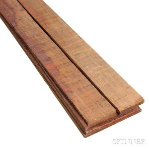 Six Pernambuco Boards
