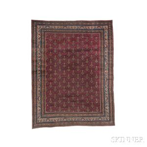 Antique Khorasan Carpet
