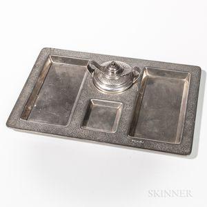 Tiffany & Co. Sterling Silver Desk Tray