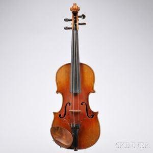 One-sixteenth Size German Violin
