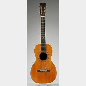 American Guitar, C.F.  Martin & Company, c. 1890, Style 2-27