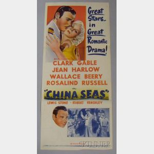 Jean Harlow/China Seas