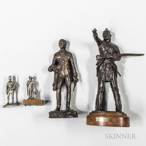 Four Sculptures