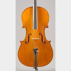 Contemporary American Violoncello, F. V. Henderson, Seattle, 1976