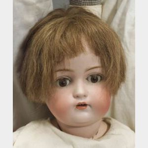Kestner Bisque Socket Head Doll