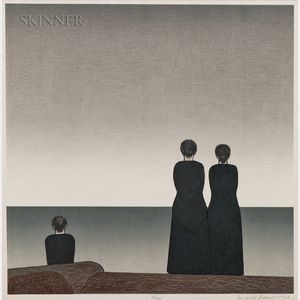 Will Barnet (American, 1911-2012)      Peter Grimes