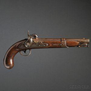 U.S. Model 1826 Navy Pistol