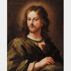 Manner of Paulus Moreelse (Dutch, 1571-1638)      Christ