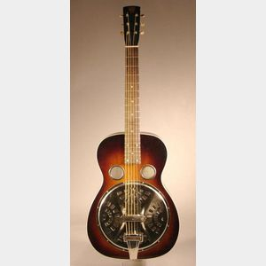 American Guitar, probably Regal Company for National-Dobro, c.1935