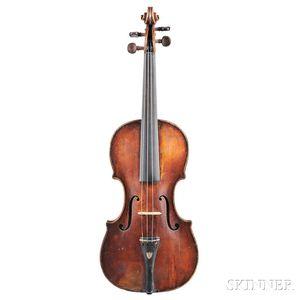 English Violin, William Forster III, c. 1793
