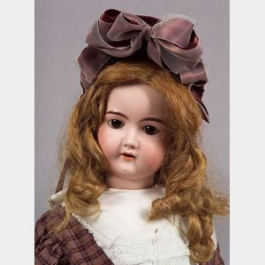 Majestic Bisque Head Doll