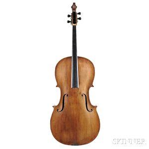 American Church Bass, c. 1850