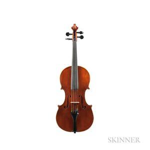 Italian Violin, c. 1930