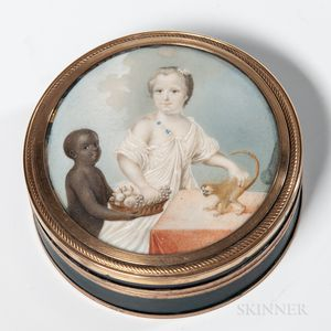 Continental Snuffbox