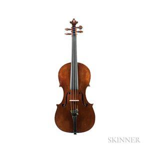 Violin, Neapolitan School