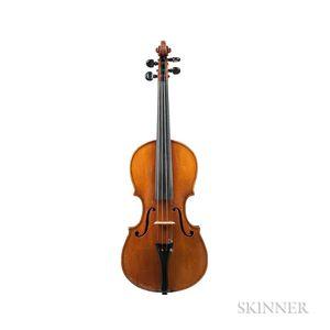 Italian Violin, Vincenzo Cavani, Spilamberto, c. 1940