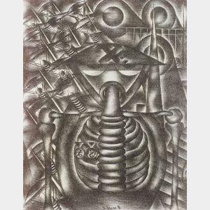 Jolan Gross Bettelheim (Czechoslovakian/American, 1900-1972)  Fascism