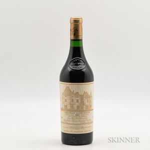 Chateau Haut Brion 1987, 1 bottle