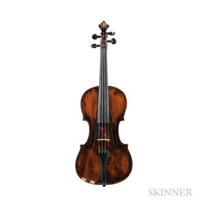 Violin, Attributed to Ungarini Family